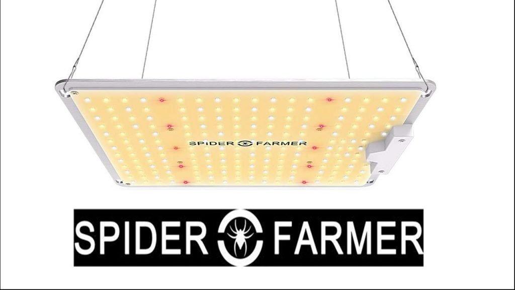Spider Farmer Sf-1000 Led Grow Light