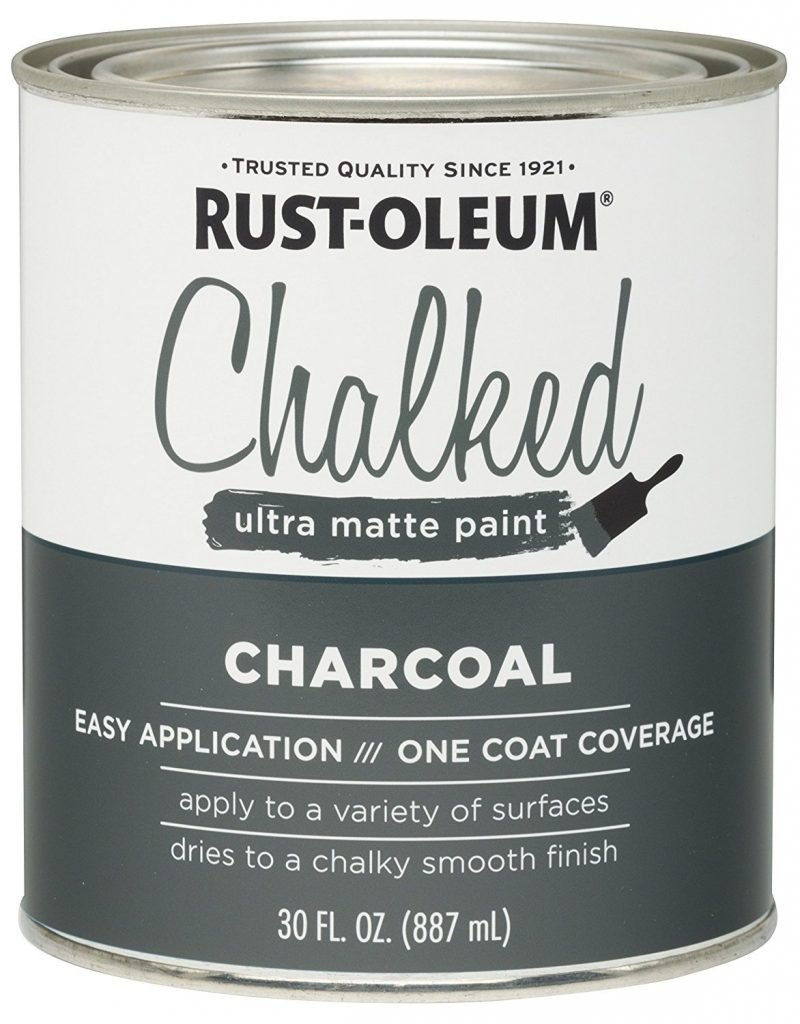 Rust-Oleum Ultra-Matte Interior Chalked Paint