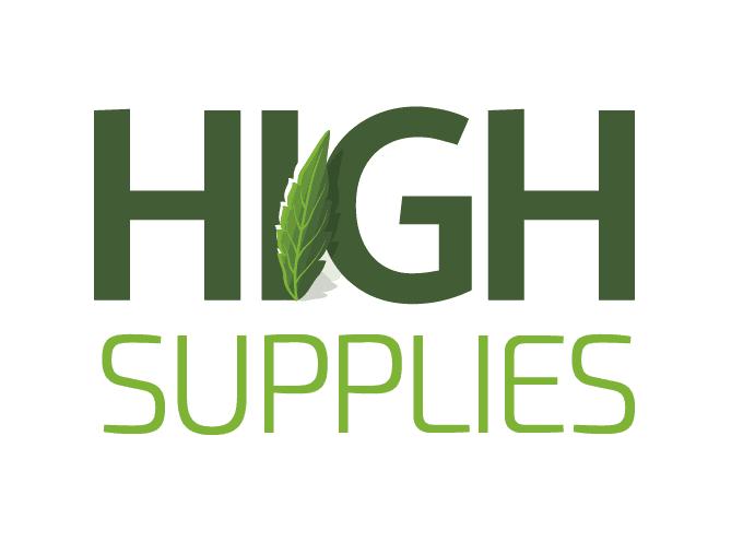 high supplies cannabis logo