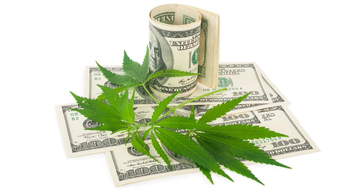 weed and its cost of growing